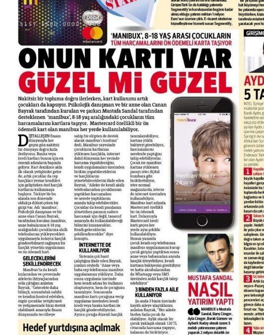 Hürriyet Gazetesi 16.11.2017