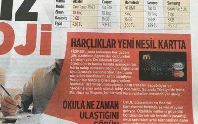 Hurriyet Gazetesi 12.09.2017