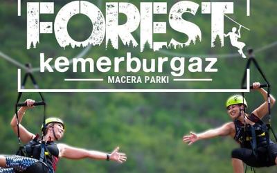 FOREST Kemerburgaz Macera Kampı Seni Bekliyor!